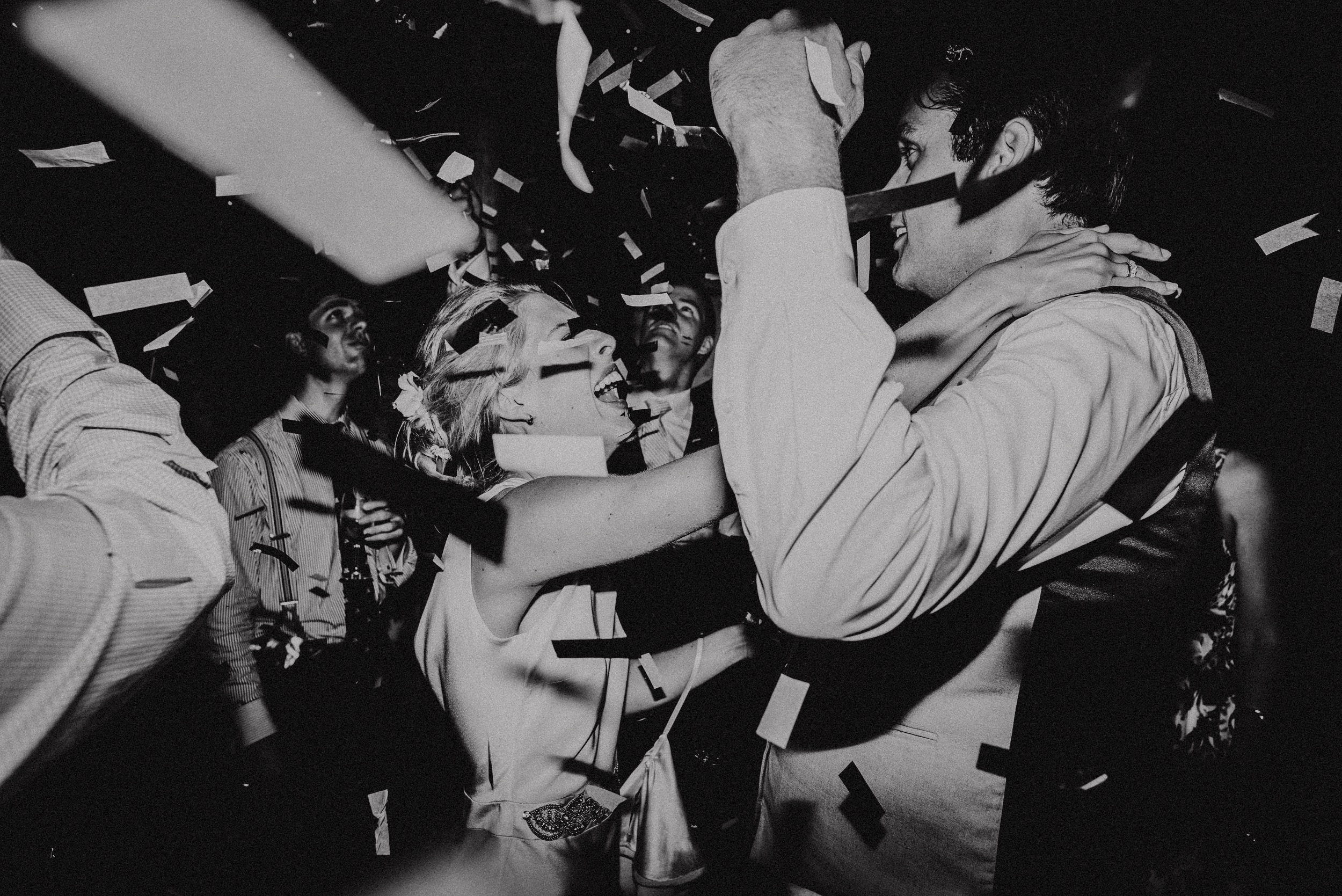 Bride and groom dancing Isle of Wight Wedding Photographer Albatross and Mariner